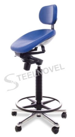 Steelnovel siege assis debout semisitting assise for Chaise debout assis